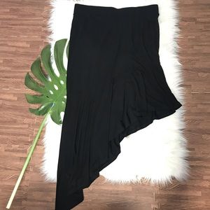 Torrid High Low Skirt NWT